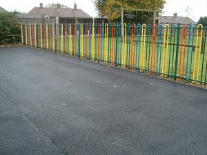 Schools and playground tarmac surfacing and resurfacing