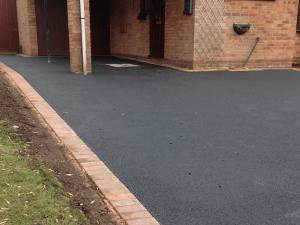 tarmac driveway for domestic customer