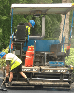 Barbour Green - Tarmac Laying Equipment